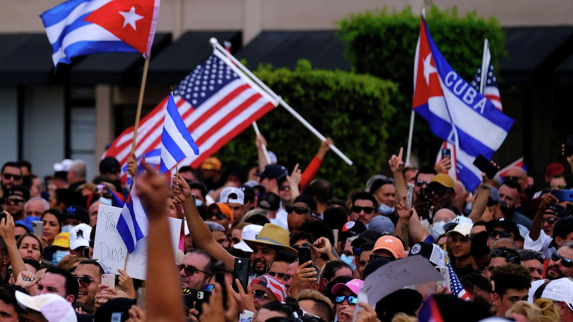 Proteste in Cuba - Sputnik Italia, 1920, 23.07.2021