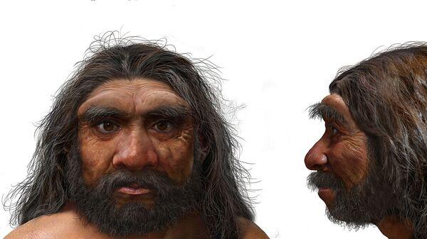 Вид человека Homo longi, найденный в Китае - Sputnik Italia