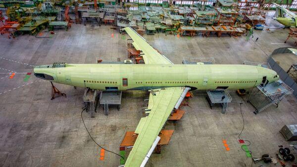 Il-96-400M - Sputnik Italia