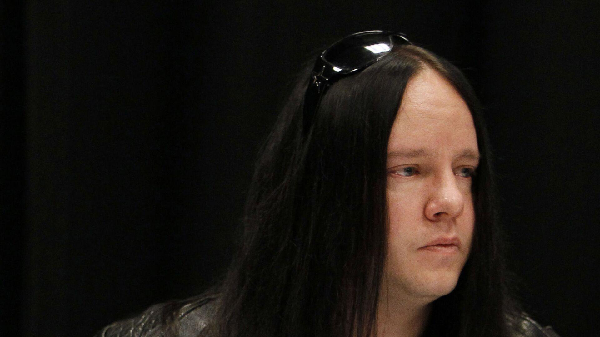 Joey Jordison, batterista degli Slipknot - Sputnik Italia, 1920, 28.07.2021