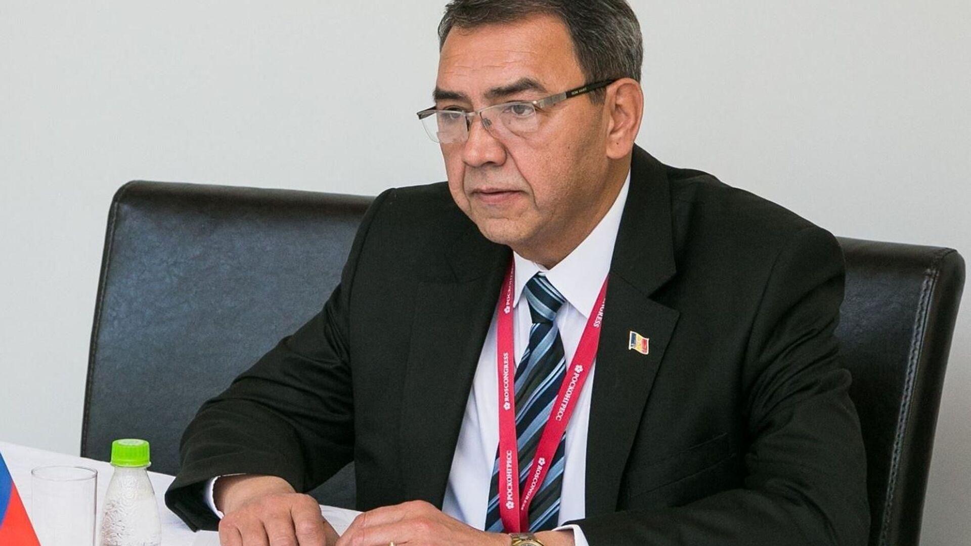 L'ambasciatore della Moldavia in Russia Vladimir Golovatyuk - Sputnik Italia, 1920, 29.07.2021