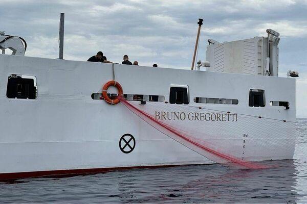 Operazione della Guardia Costiera - Sputnik Italia