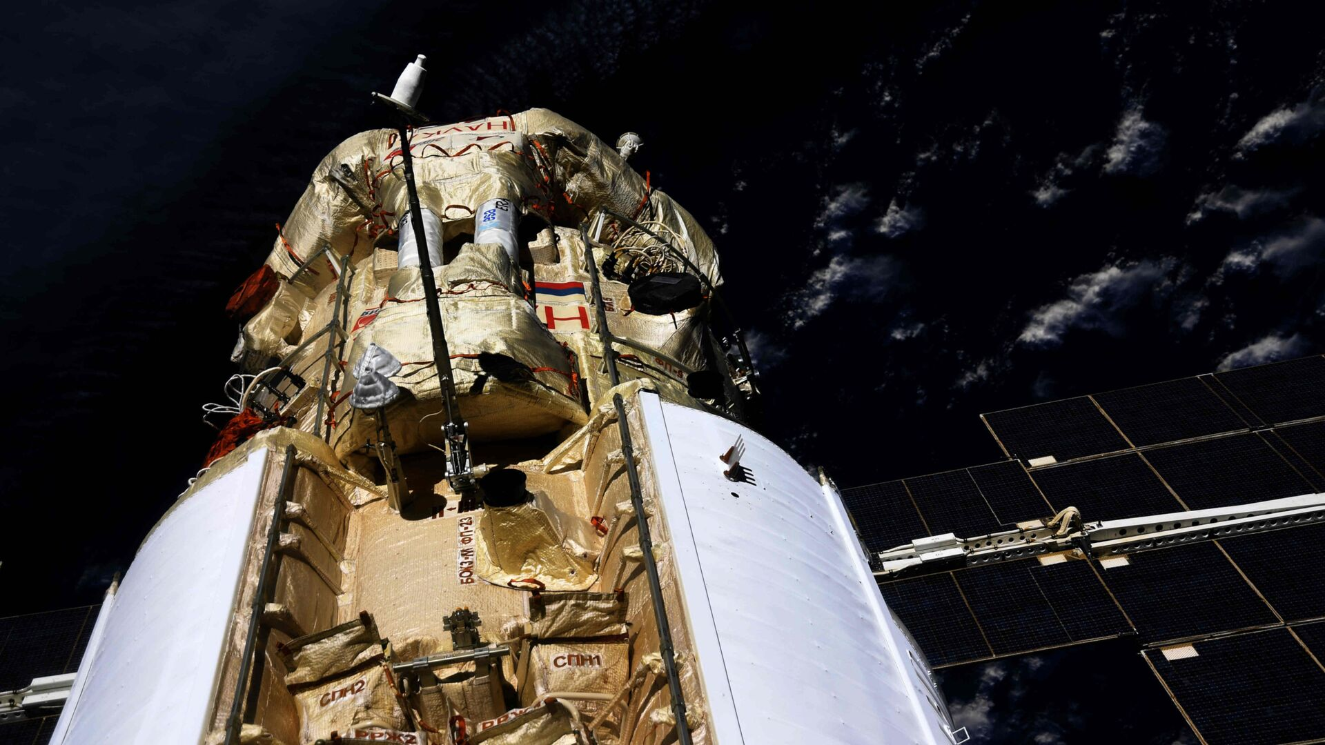 Il modulo Nauka sulla ISS - Sputnik Italia, 1920, 30.07.2021