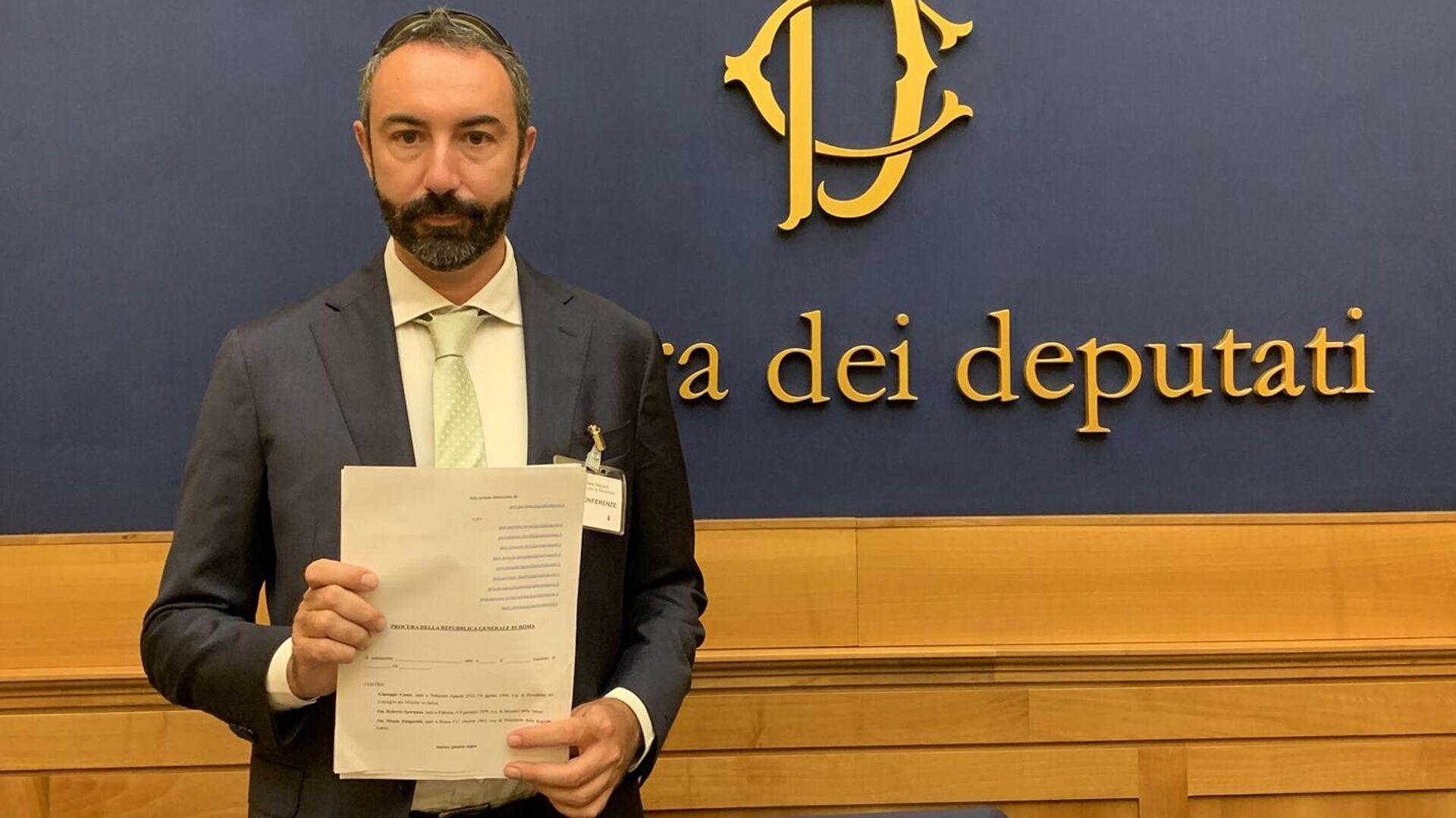 Davide Barillari  - Sputnik Italia, 1920, 30.07.2021