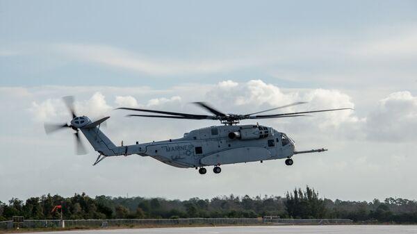Helicóptero estadounidense CH-53K - Sputnik Italia