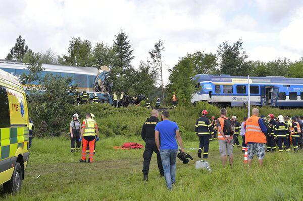Il ministro dei trasporti ceco Karel Havlíček ha dichiarato che l'incidente potrebbe essere stato causato da errore umano. - Sputnik Italia