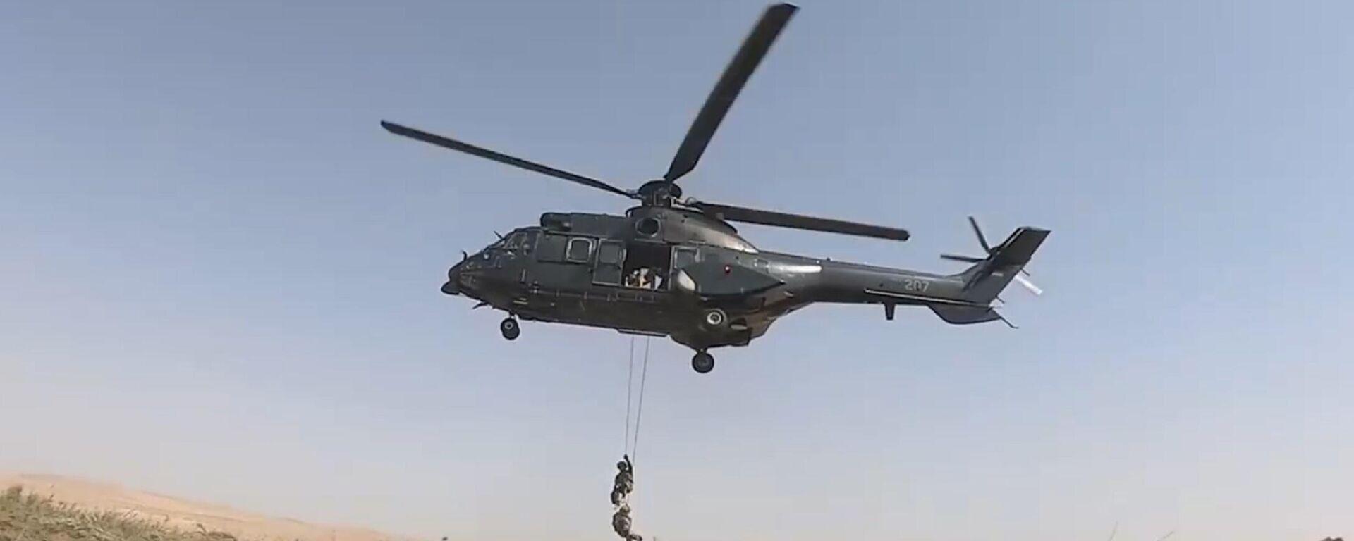 Russia- Uzbekistan: esercitazioni militari congiunte al confine con l'Afghanistan - Sputnik Italia, 1920, 05.08.2021