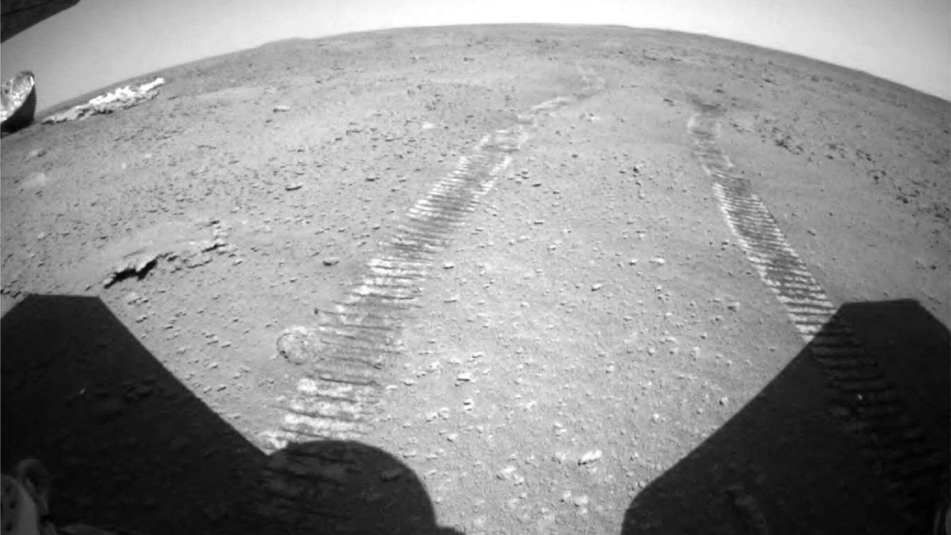 Rover marsiano Zhurong - Sputnik Italia, 1920, 06.08.2021