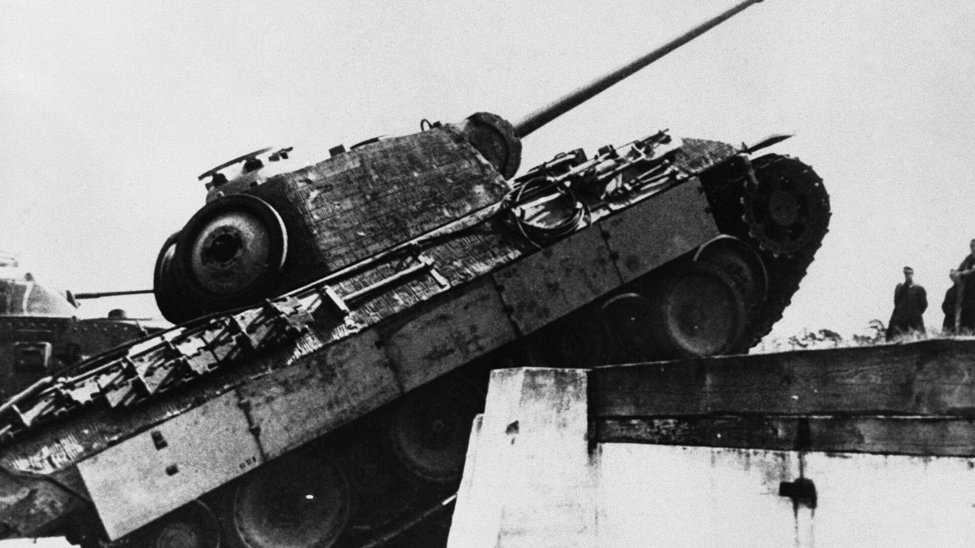 Carro armato Panther - Sputnik Italia, 1920, 06.08.2021