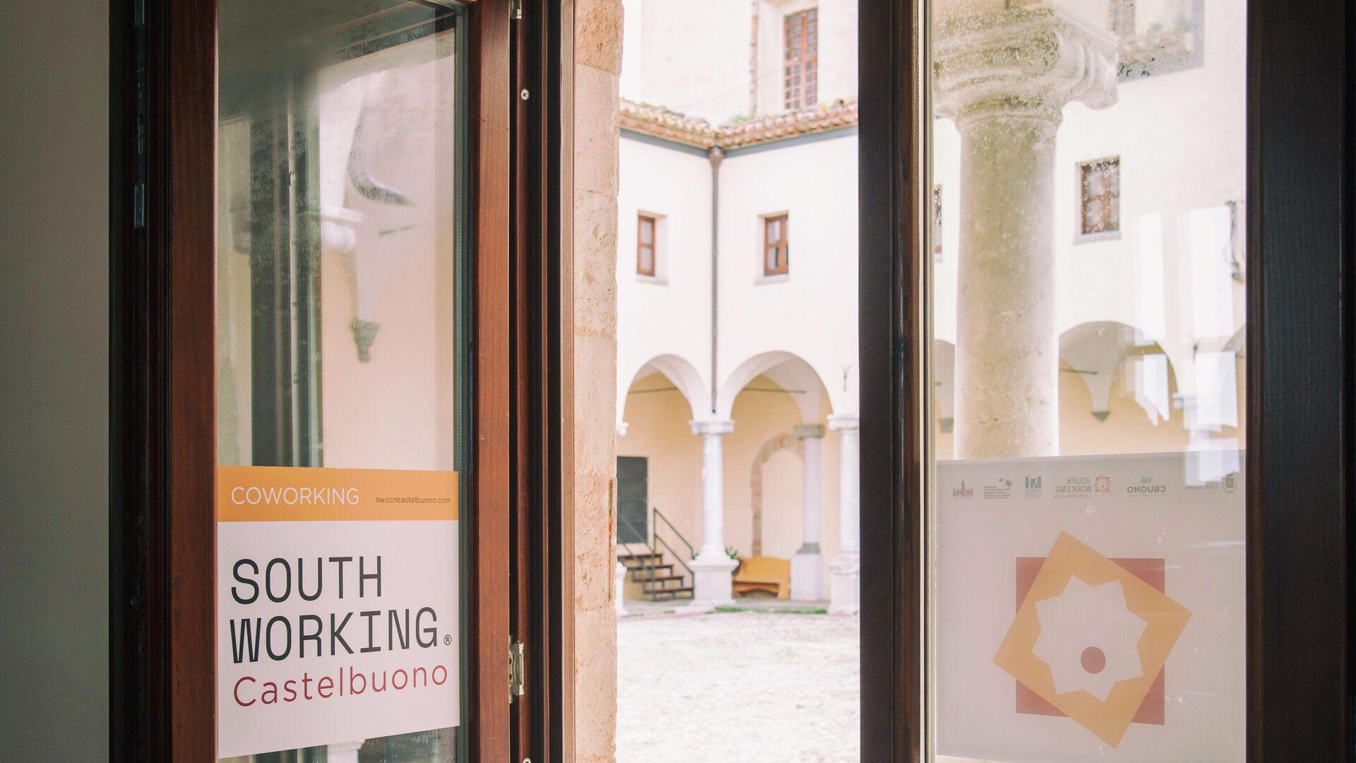 South Working Castelbuono - Sputnik Italia, 1920, 08.08.2021
