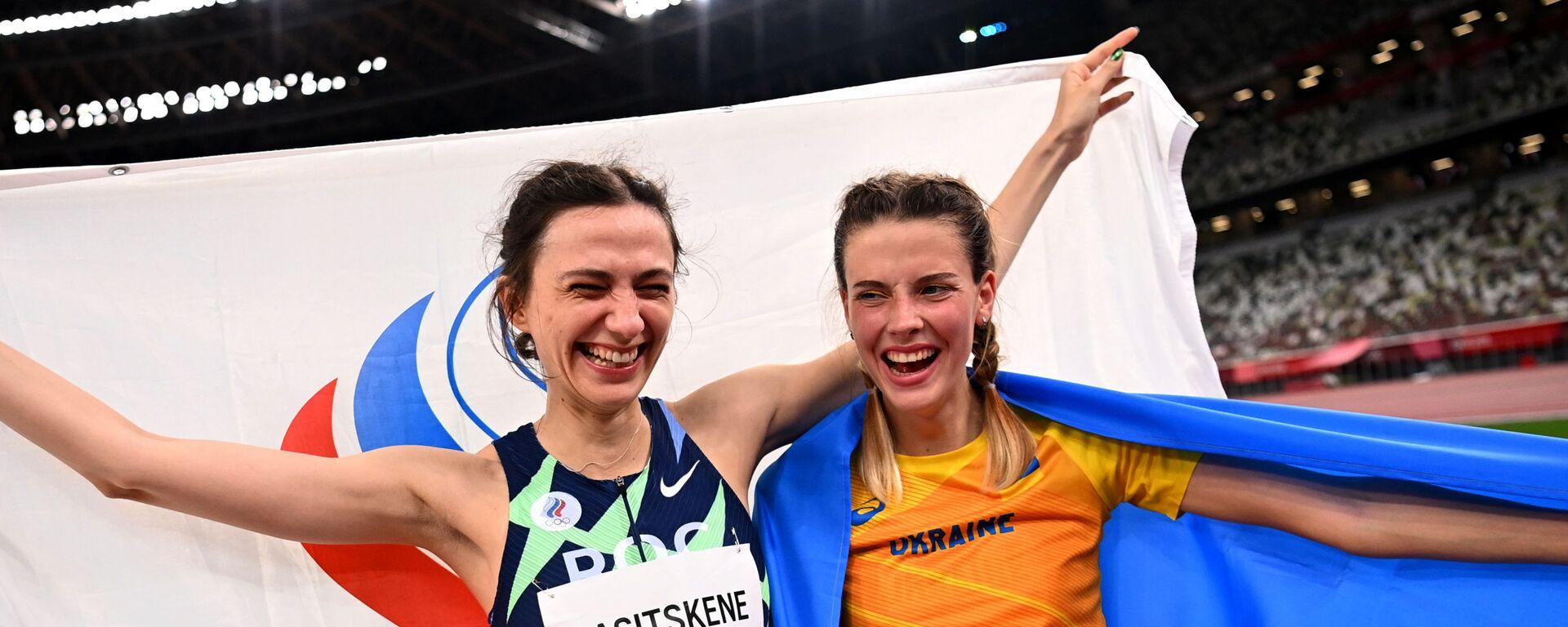 Yaroslava Mahuchikh e Maria Lasitskene - Sputnik Italia, 1920, 09.08.2021