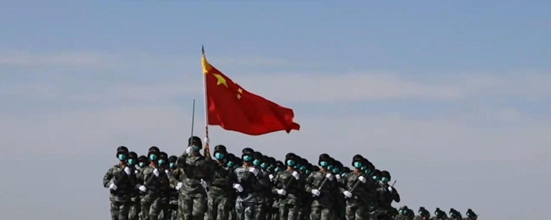 Cina-Russia: esercitazioni militari congiunte contro la minaccia terroristica - Sputnik Italia, 1920, 11.08.2021