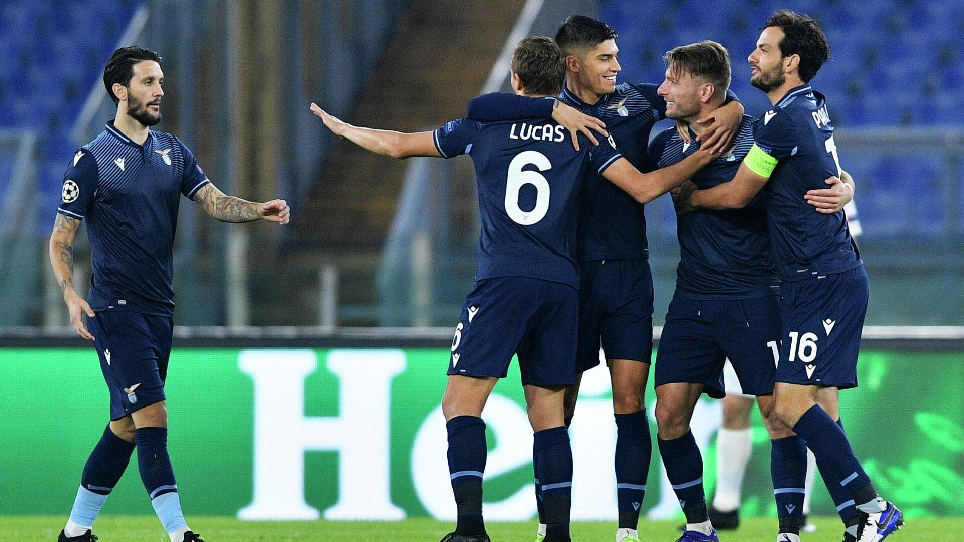 Lazio in Champions League - Sputnik Italia, 1920, 13.08.2021