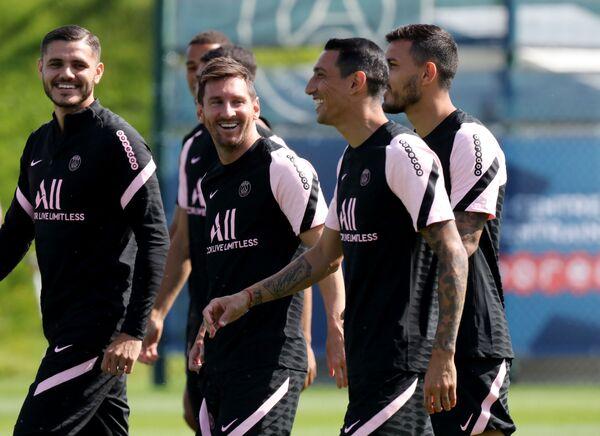 Ci vorrà un po' di tempo prima che Messi riesca a ritrovare la forma dopo le vacanze.  - Sputnik Italia
