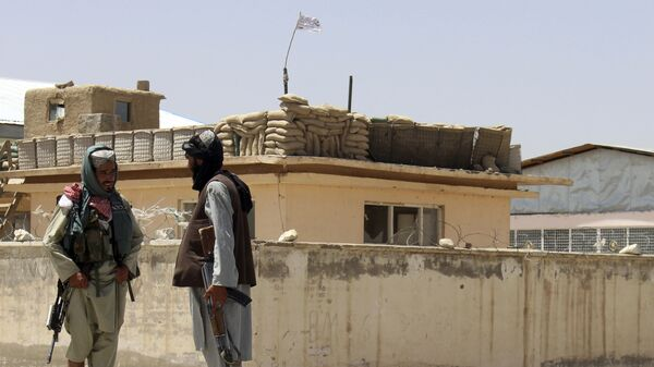 I talebani (organizzazione terroristica vietata in Russia) nella città di Ghazni - Sputnik Italia