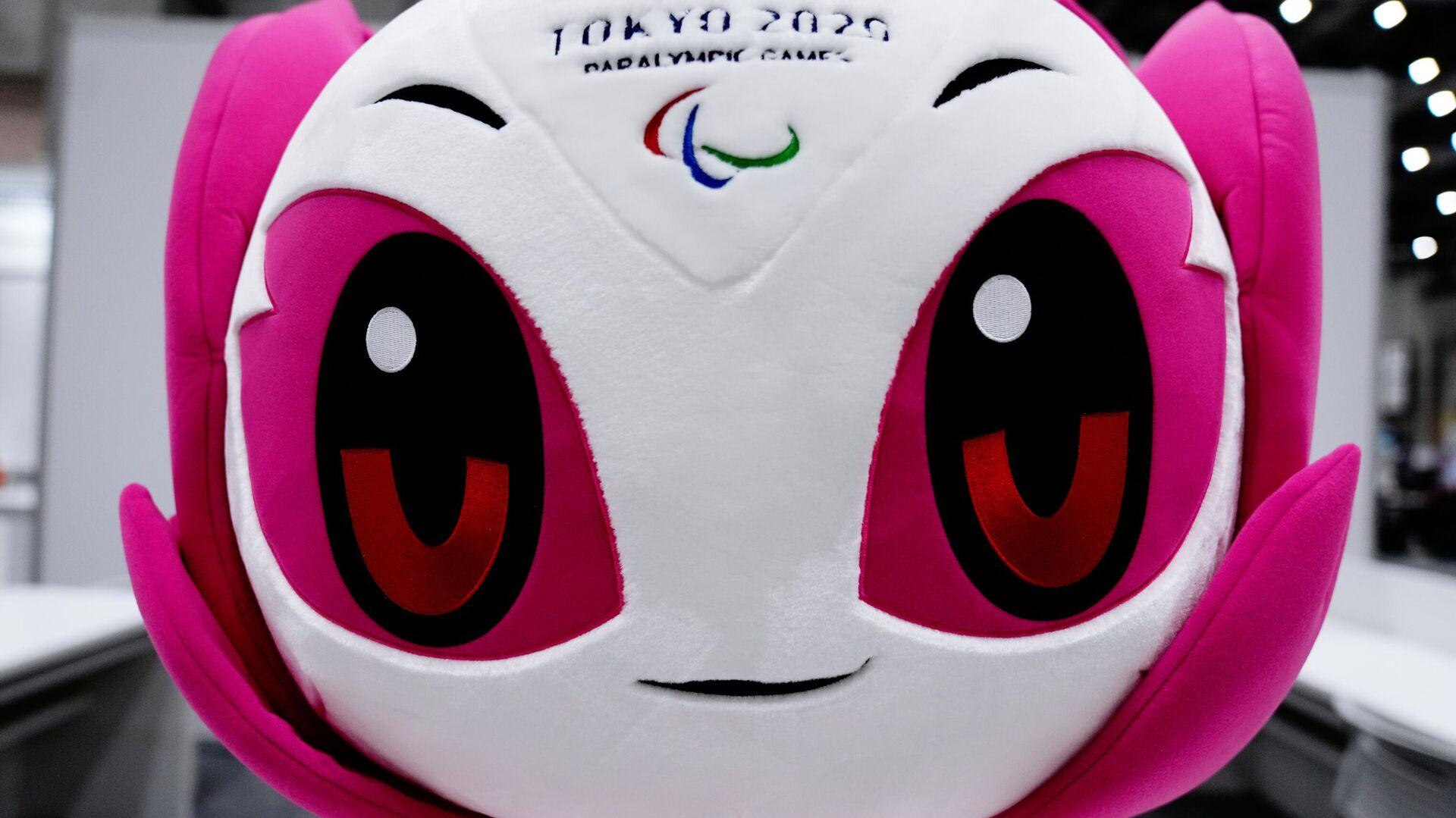 La mascotte delle Paralimpiadi Tokyo 2020 - Sputnik Italia, 1920, 21.08.2021