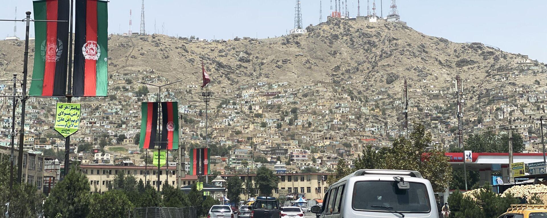 Kabul, strade - Sputnik Italia, 1920, 16.08.2021