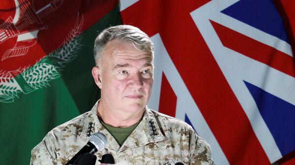 Командующий Центральным командованием ВС США, генерал Кеннет Маккензи - Sputnik Italia