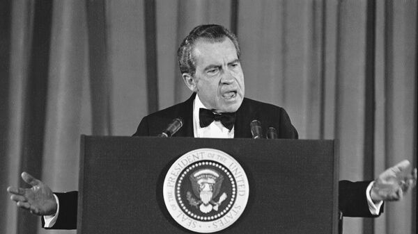 Richard Nixon - Sputnik Italia