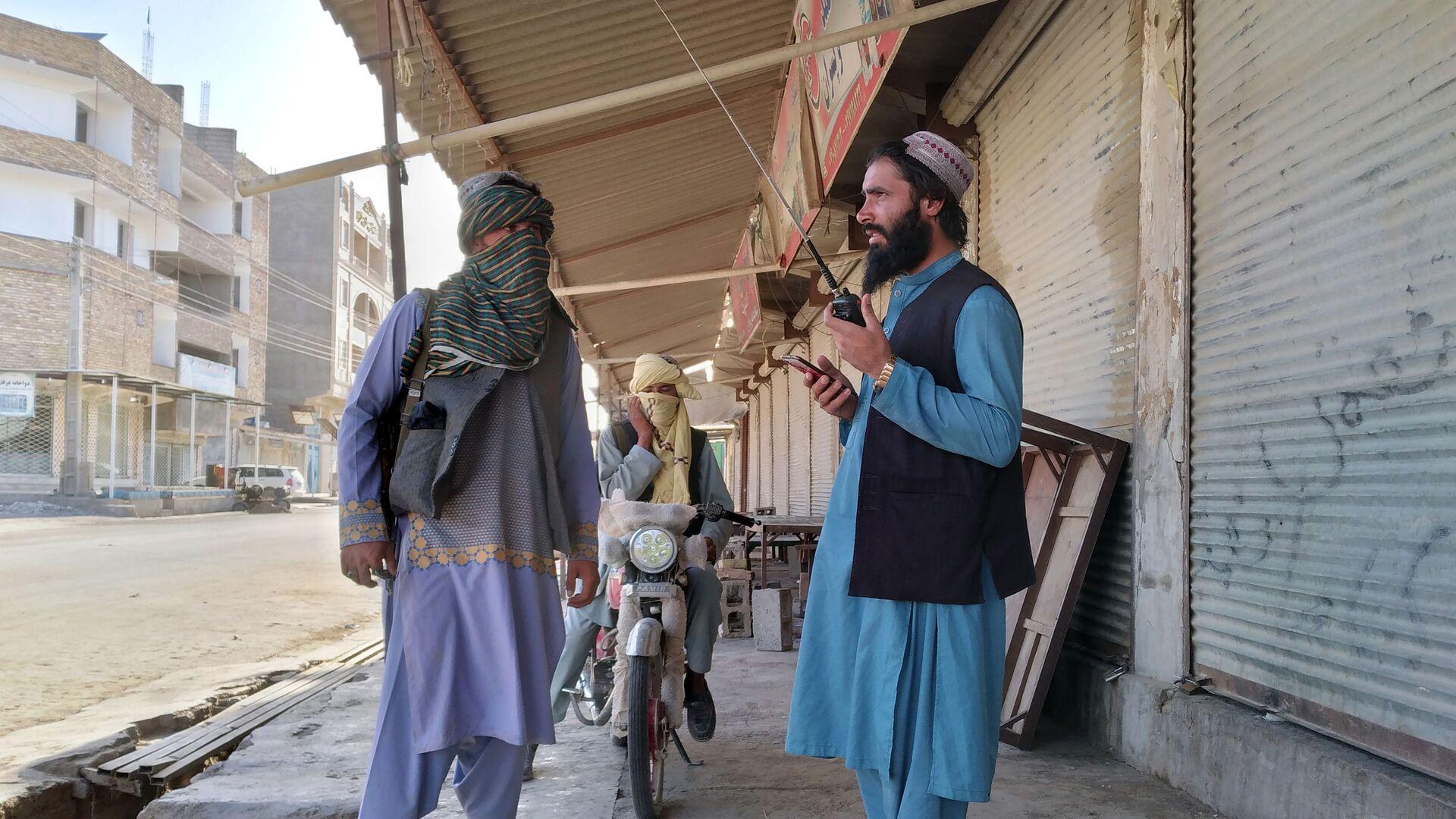 I talebani a Farah, Afghanistan - Sputnik Italia, 1920, 19.08.2021