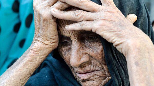 Афганская женщина Нияз Биби  - Sputnik Italia