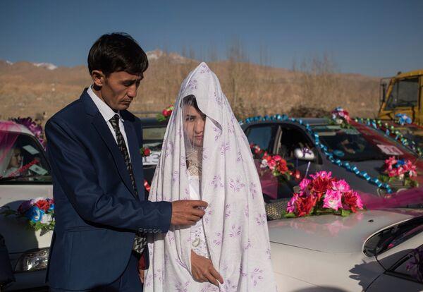 Matrimonio di massa nella provincia di Bamiyan in Afghanistan. - Sputnik Italia