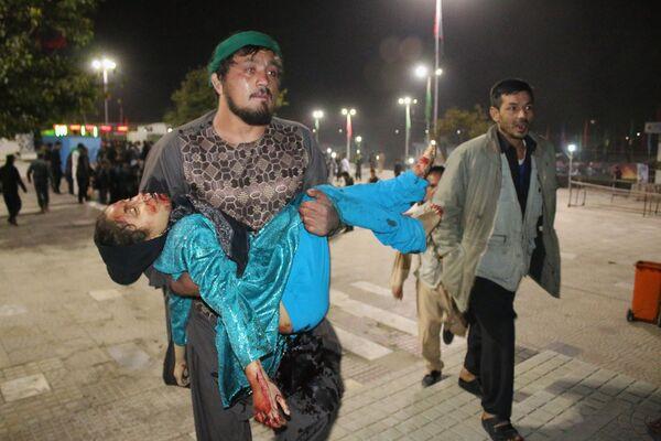 Due giorni dopo la presa di Kabul e la conquista del potere nel Paese, il portavoce dei talebani Zabihullah Mujahid nella prima conferenza stampa ha provato a rassicurare il mondo sulle intenzioni del futuro governo. - Sputnik Italia