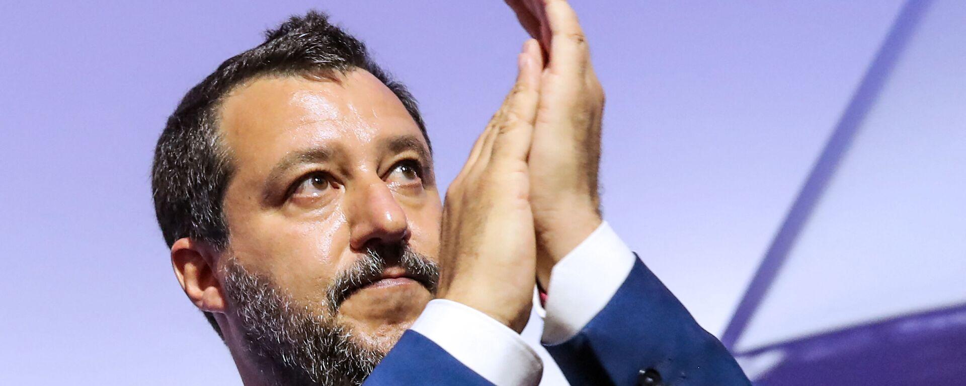 Matteo Salvini - Sputnik Italia, 1920, 29.08.2021