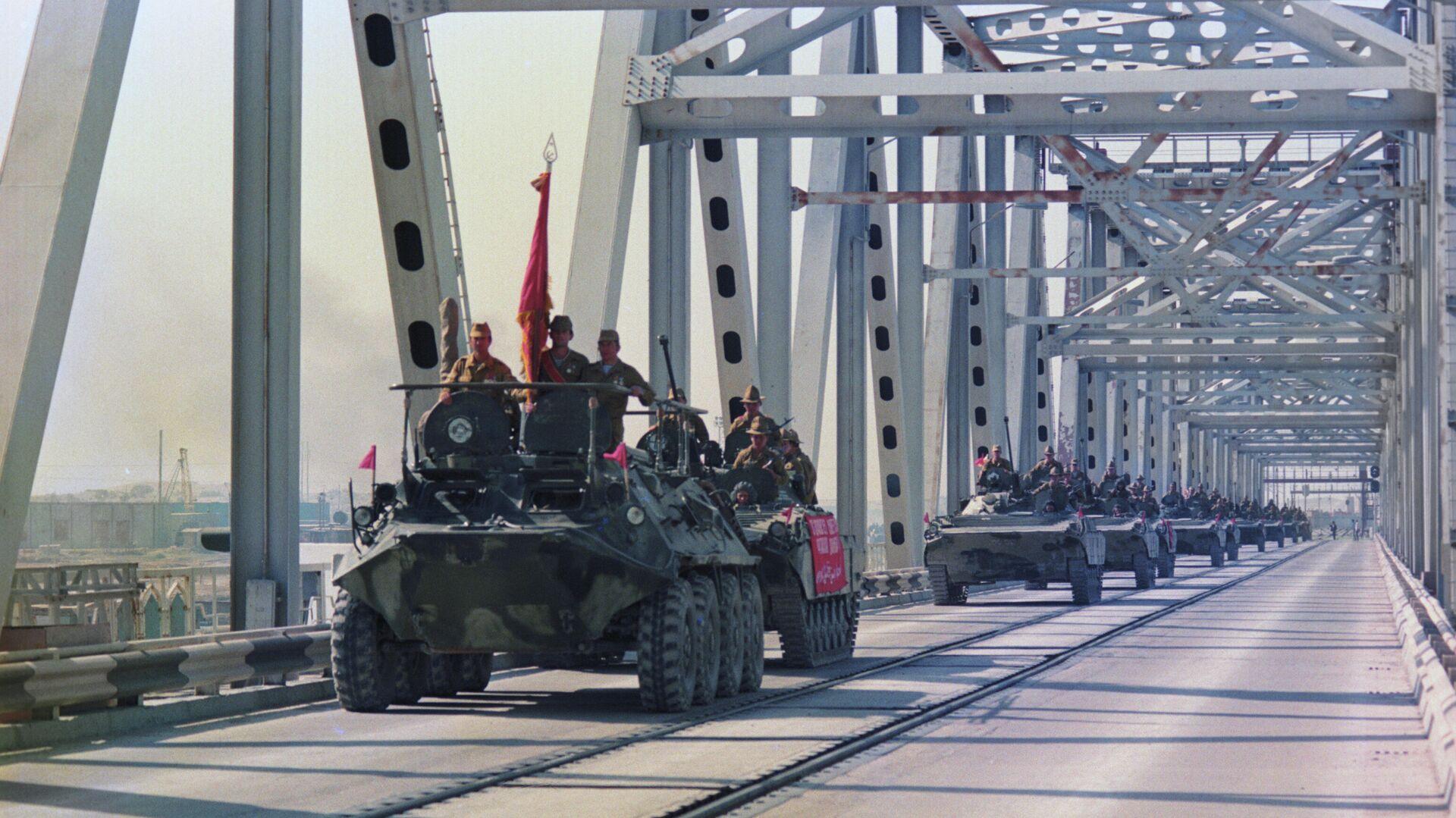 Il ritiro delle truppe sovietiche dall'Afghanistan - Sputnik Italia, 1920, 23.08.2021