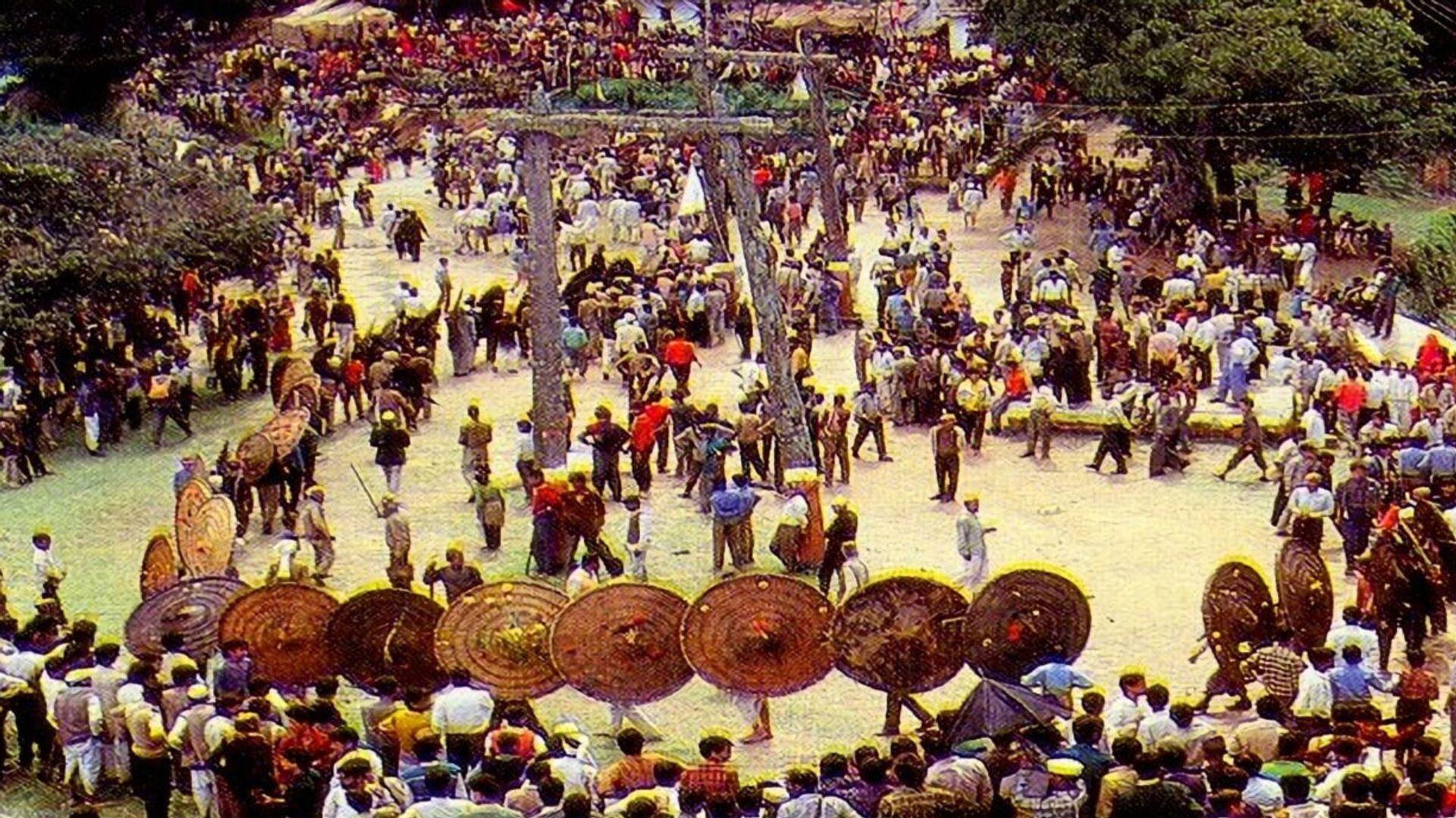 Il festival di Bagwal, India - Sputnik Italia, 1920, 23.08.2021