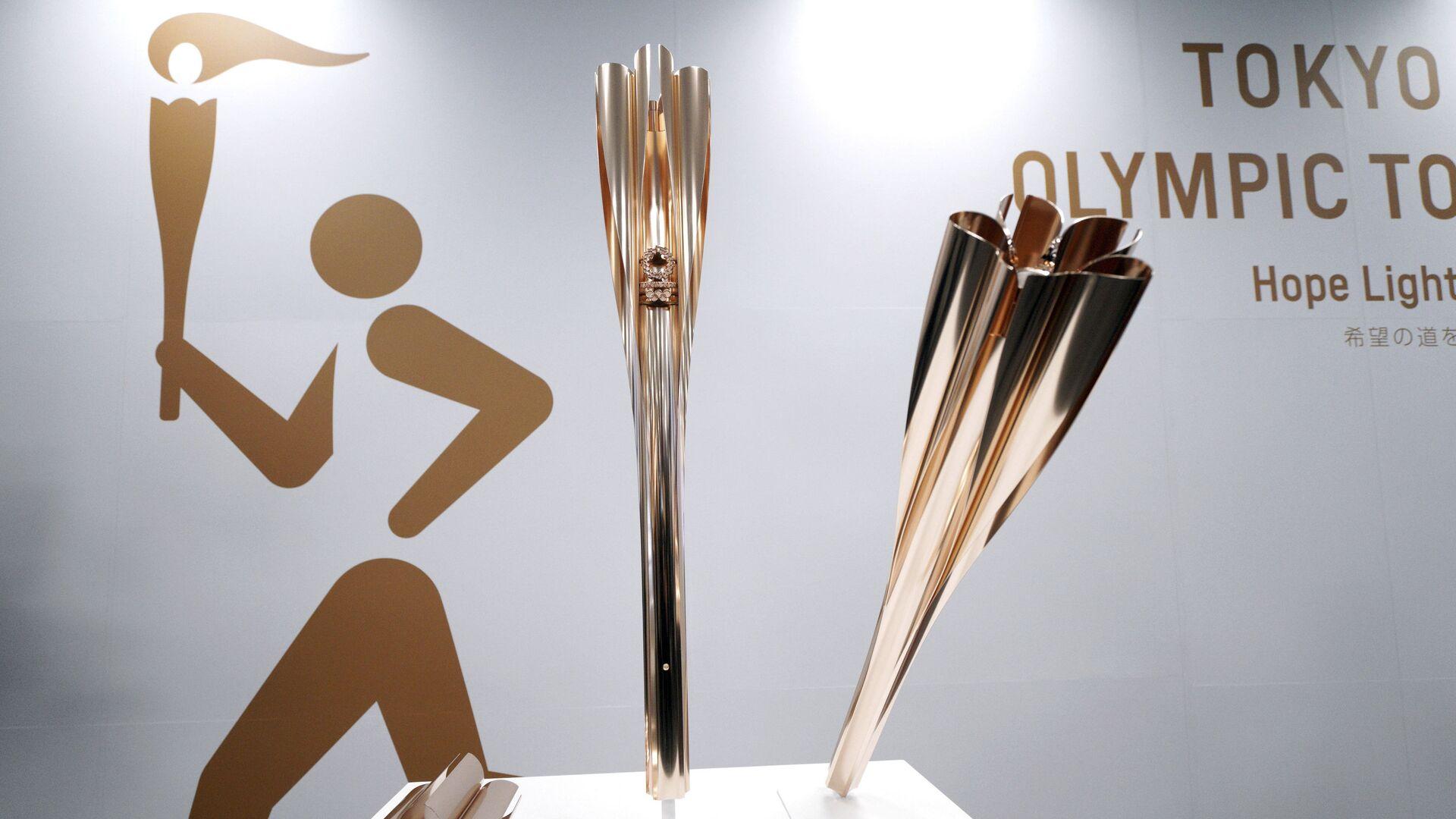 Giochi Paralimpici Tokyo 2020   - Sputnik Italia, 1920, 24.08.2021