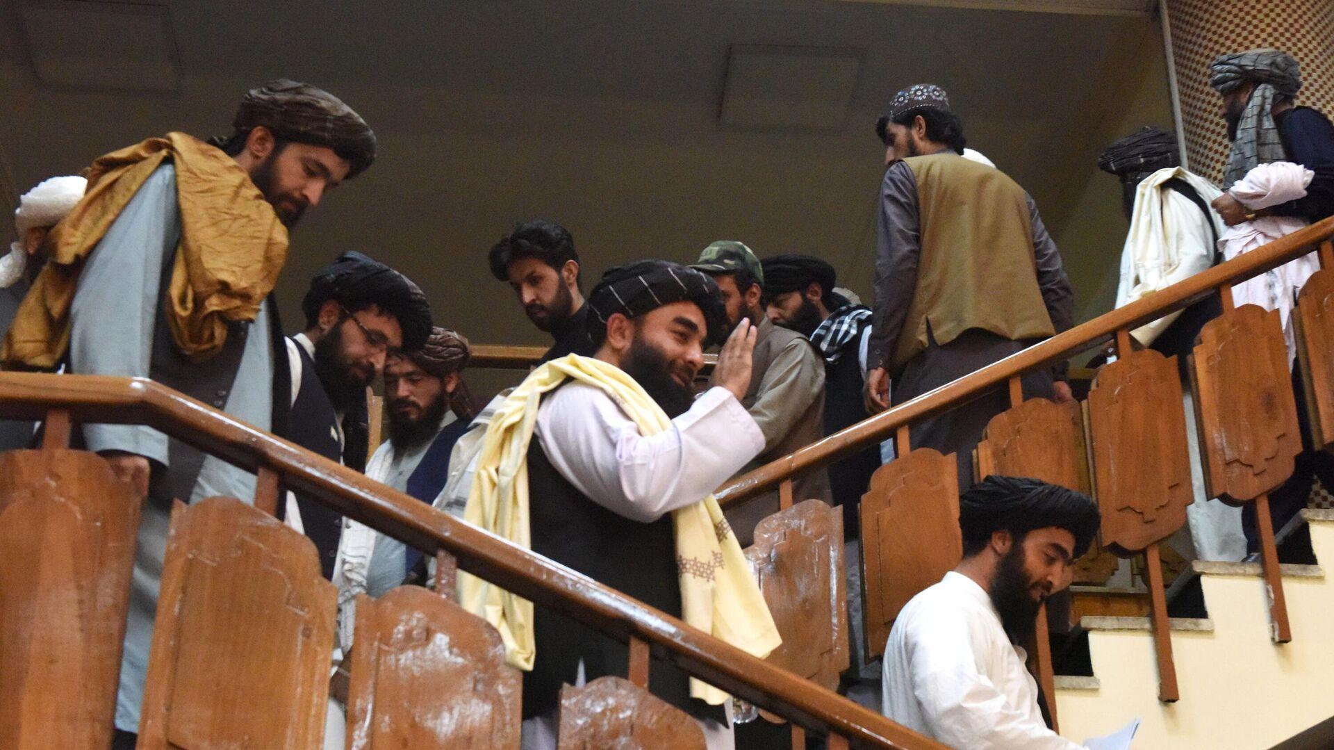 Afghanistan, Talebani* - Sputnik Italia, 1920, 07.09.2021