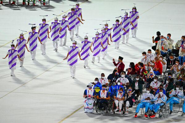L'evento planetario per il movimento paralimpico si concluderà il 5 settembre e assegnerà 540 medaglie in 22 discipline. - Sputnik Italia