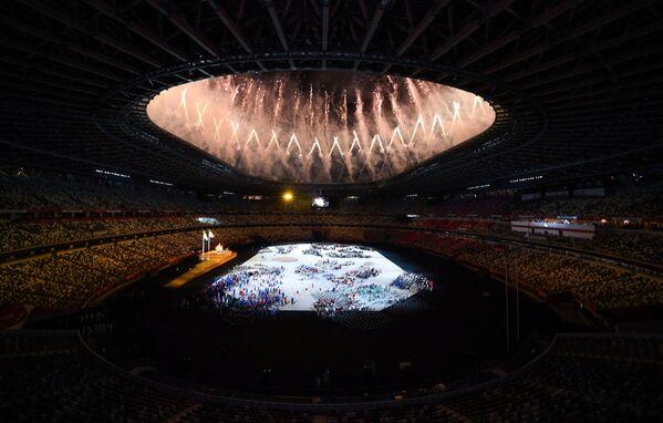 Dal 24 agosto al 5 settembre 2021 si disputerà, nella capitale del Giappone, la 16^ edizione dei Giochi Paralimpici estivi, rinviati di un anno, come le Olimpiadi, a causa della pandemia di Covid-19. - Sputnik Italia