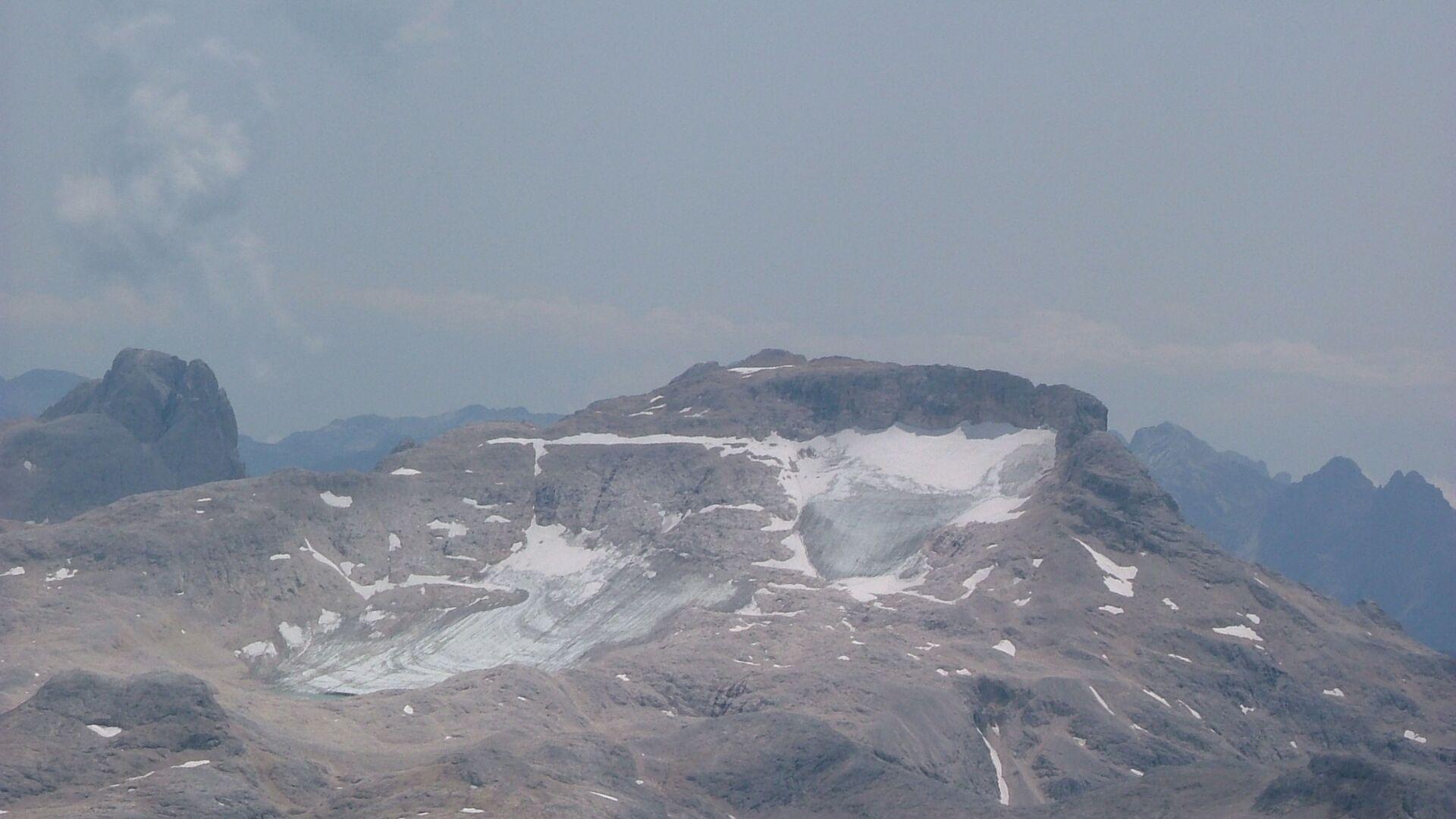 Il ghiacciaio Fradusta nelle Pale di San Martino, nelle Dolomiti - Sputnik Italia, 1920, 26.08.2021