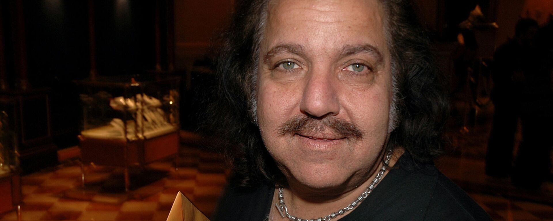 Ron Jeremy  nel 2008 - Sputnik Italia, 1920, 26.08.2021