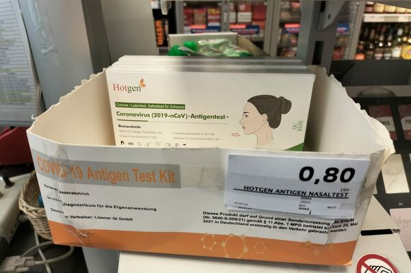 Supermercati in Germania - Sputnik Italia
