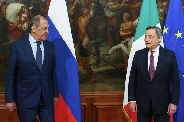 Si è parlato anche della situazione in Libia. - Sputnik Italia