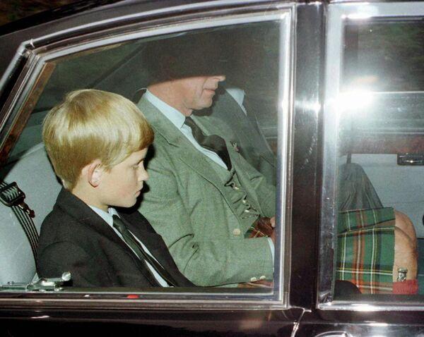 I due fratelli, William e Harry, prima che Harry si trasferisse in California con Meghan Markle, avevano sempre portato avanti l'intima tradizione di trascorrere il 31 agosto insieme a Kensington Palace per ricordare i momenti felici vissuti con la madre morta a 36 anni. - Sputnik Italia