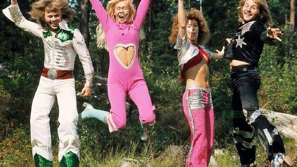 ABBA, foto de archivo - Sputnik Italia