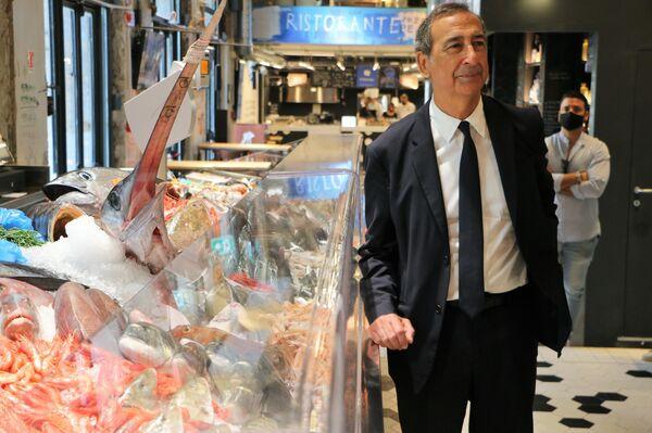 Il sindaco di Milano Giuseppe Sala - Sputnik Italia