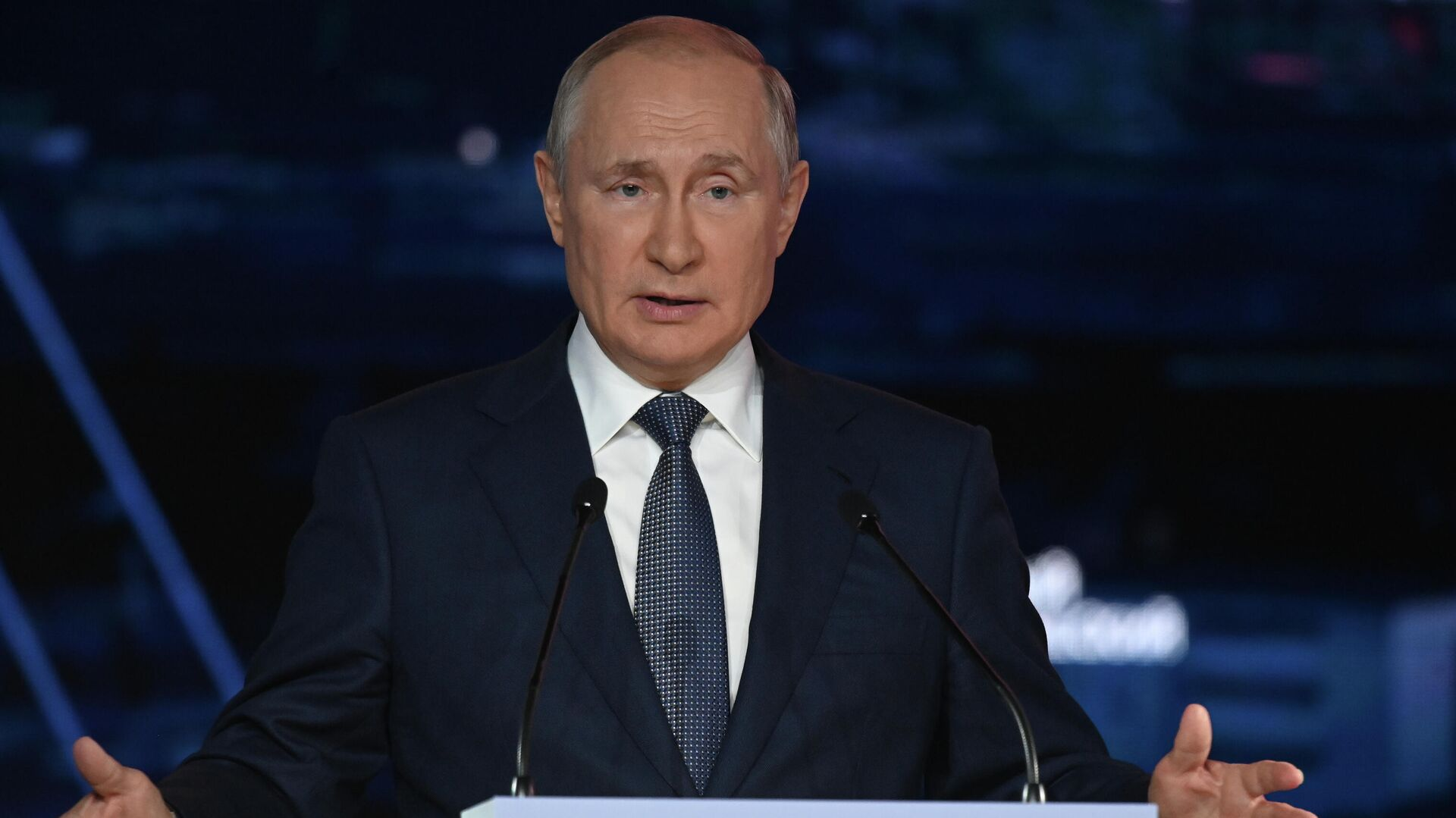 Vladimir Putin - Sputnik Italia, 1920, 09.09.2021