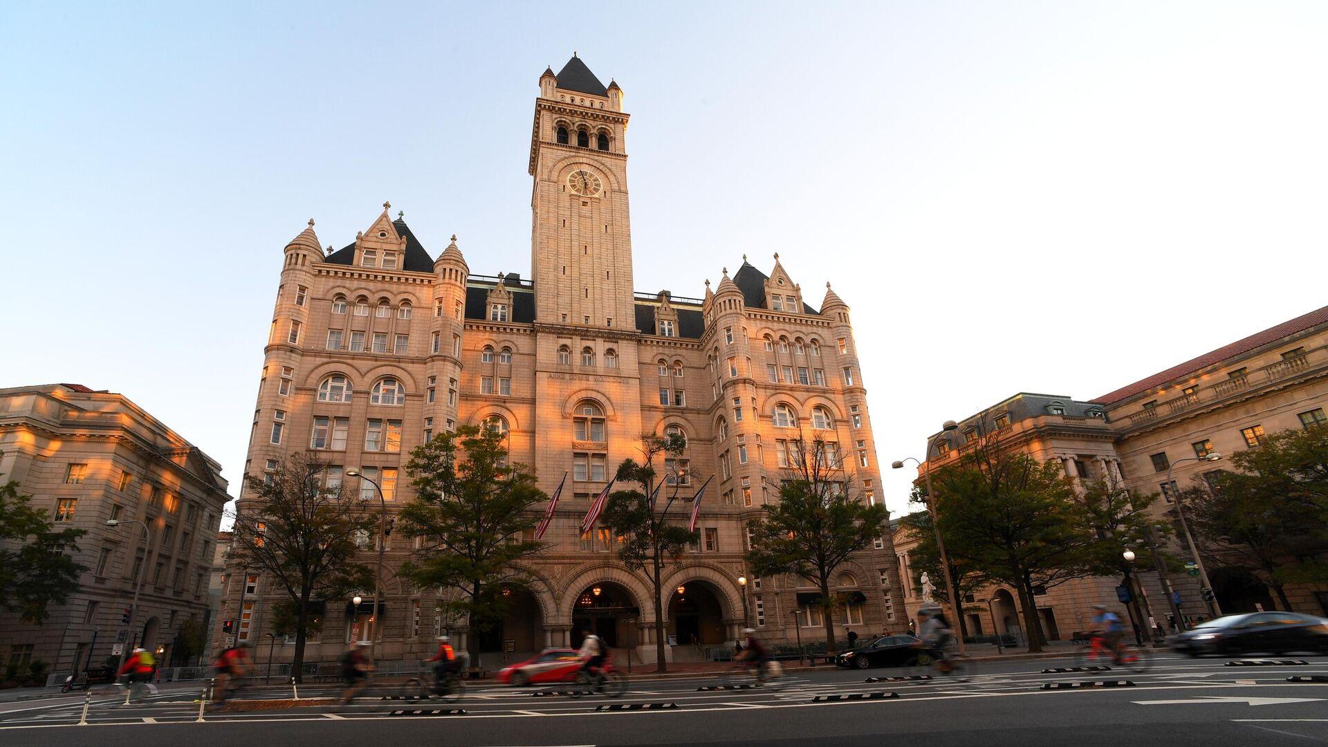Trump International Hotel a Washington - Sputnik Italia, 1920, 04.09.2021