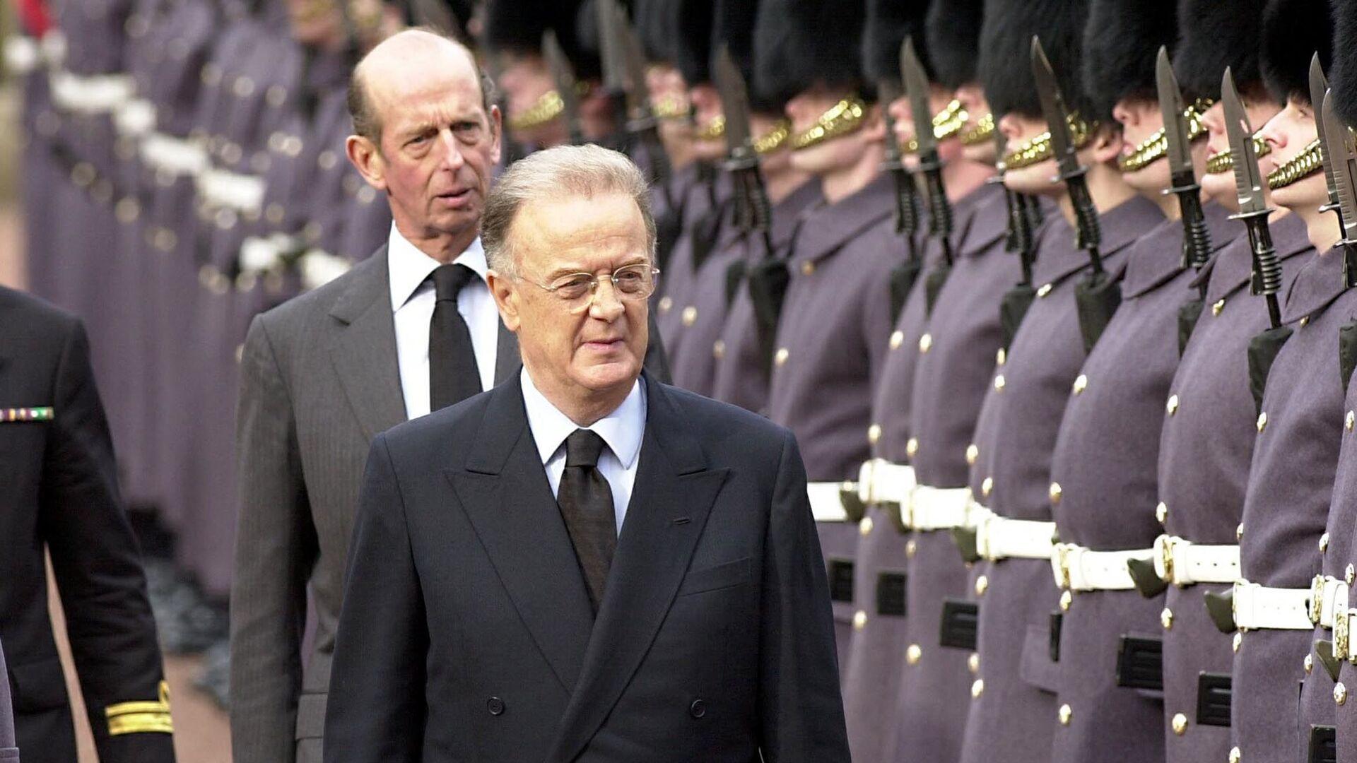 Jorge Sampaio, Ex Presidente del Portogallo - Sputnik Italia, 1920, 10.09.2021