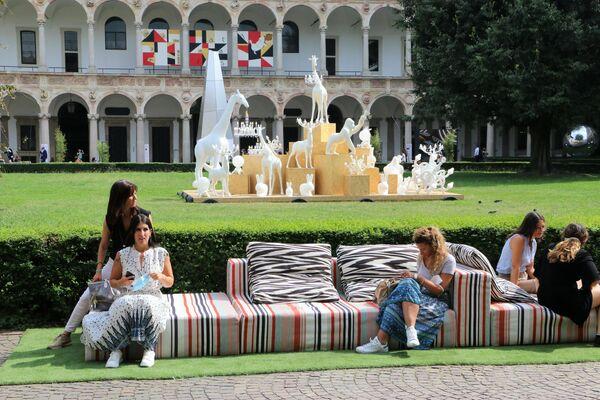 Università Statale, Milano - Sputnik Italia