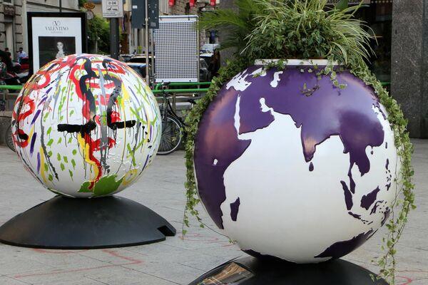 Sulle strade di Milano - Sputnik Italia