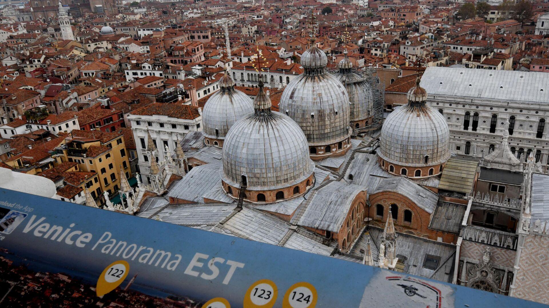Basilica di San Marco - Sputnik Italia, 1920, 12.09.2021