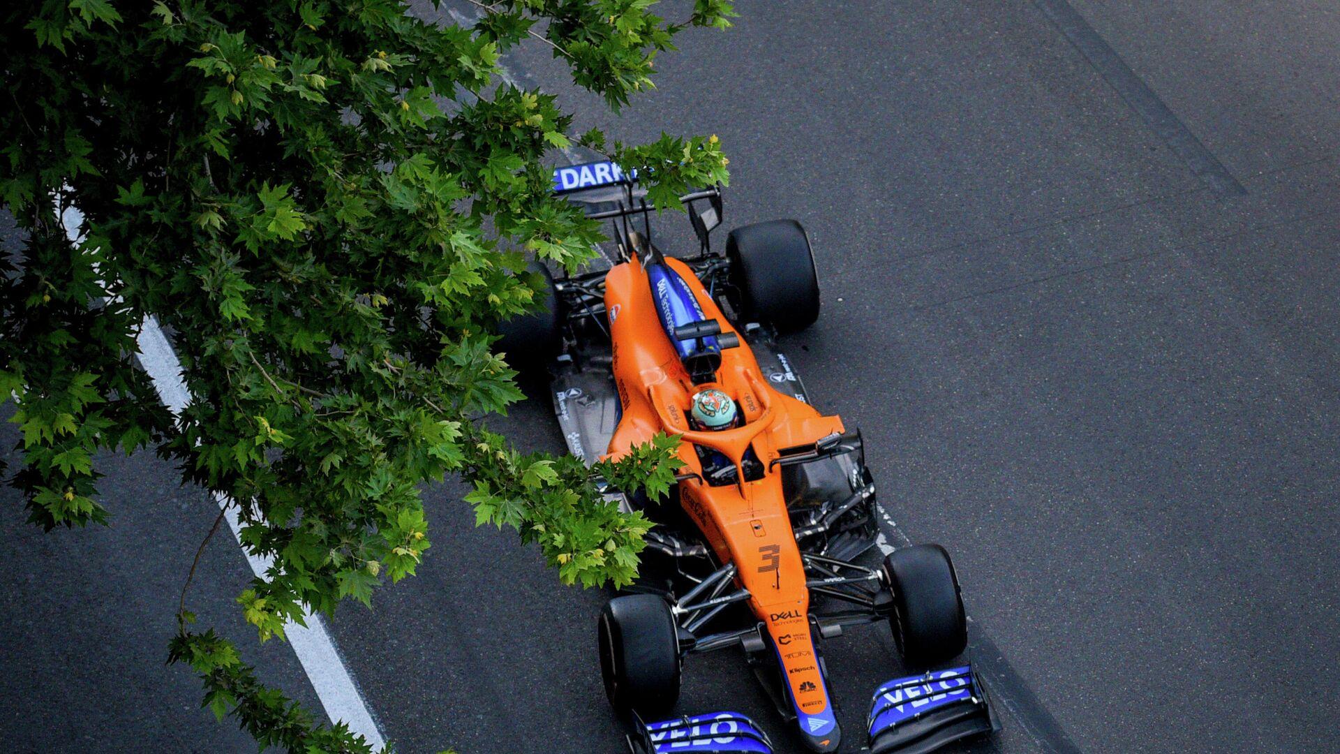 McLaren, la monoposto di Daniele Ricciardo - Sputnik Italia, 1920, 12.09.2021
