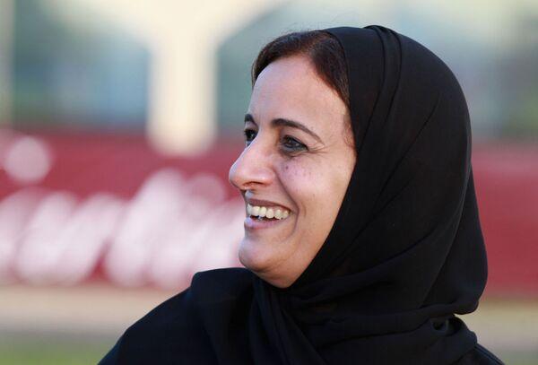 Lubna Al Kasimi, ministro per la cooperazione internazionale negli Emirati Arabi Uniti - Sputnik Italia