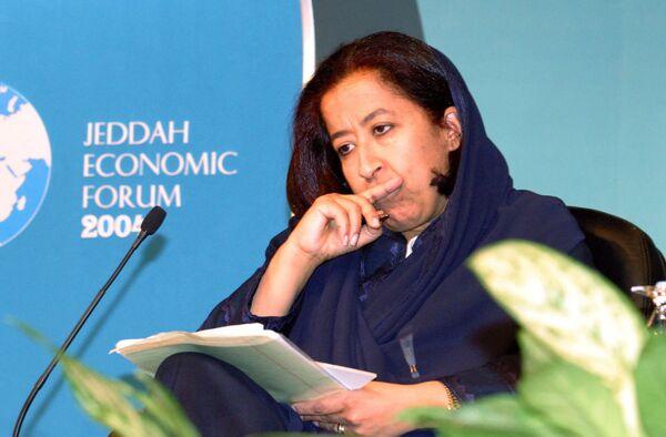 Lubna al-Olayan, CEO di Olayan Financing Company - Sputnik Italia